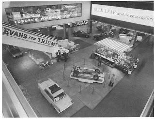P J Evans sale exhibit in the Bull Ring Birmingham 1966 image 2