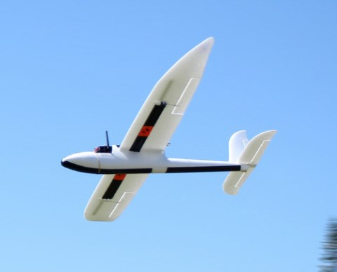 Fixed wing Drone ( Tunggal)