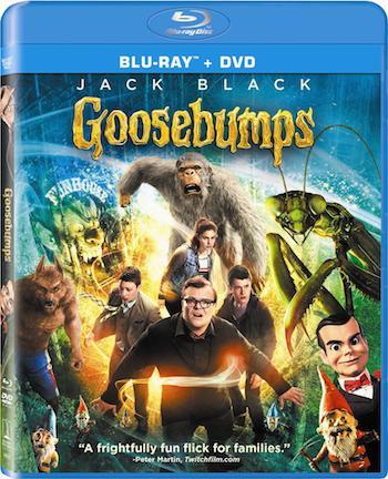 Goosebumps 2015 Dual Audio Hindi Bluray Download