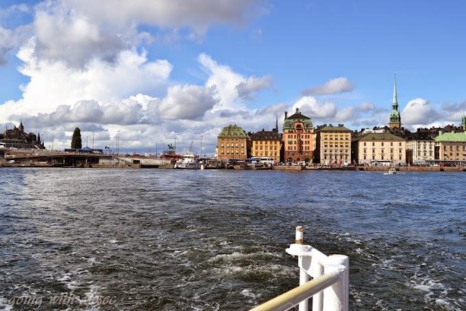 Darmowy prom w Sztokholmie
