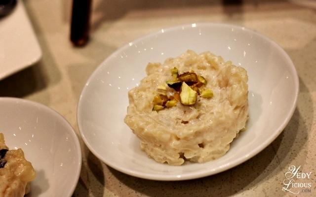 Rice Kheer, Indian Food Buffet at HYATT COD Manila