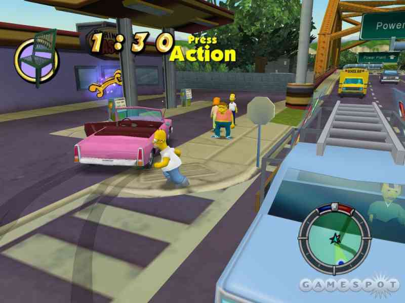 The Simpsons Hit and Run Free Download - Ocean of …