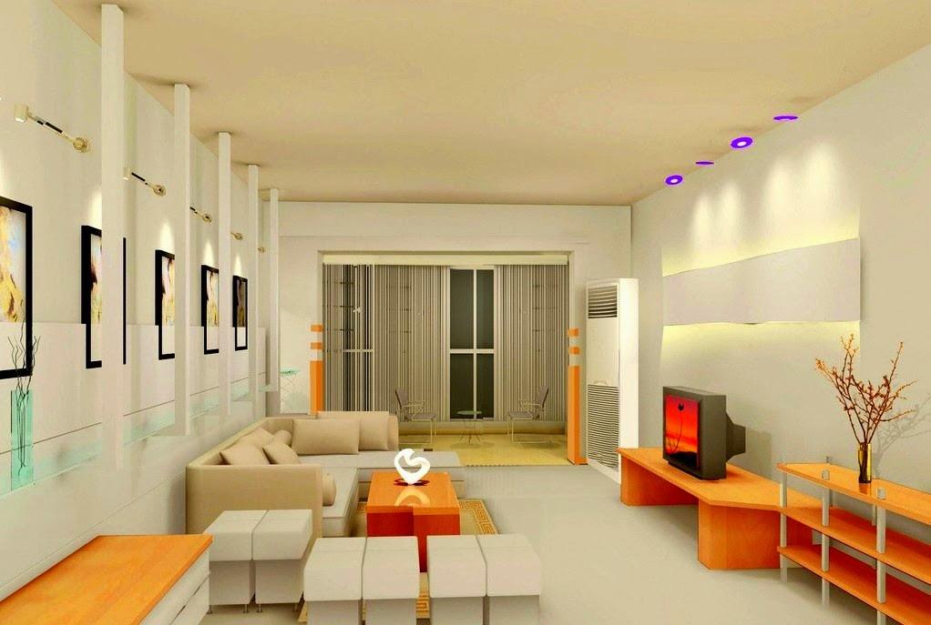 Deko Bersama Eric Leong Ruang Tamu Desainrumahid