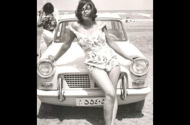 Retro Middle East The Rise And Fall Of The Miniskirt