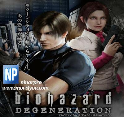 مشاهدة فيلم Resident Evil: Degeneration  مترجم كامل | ninarpro