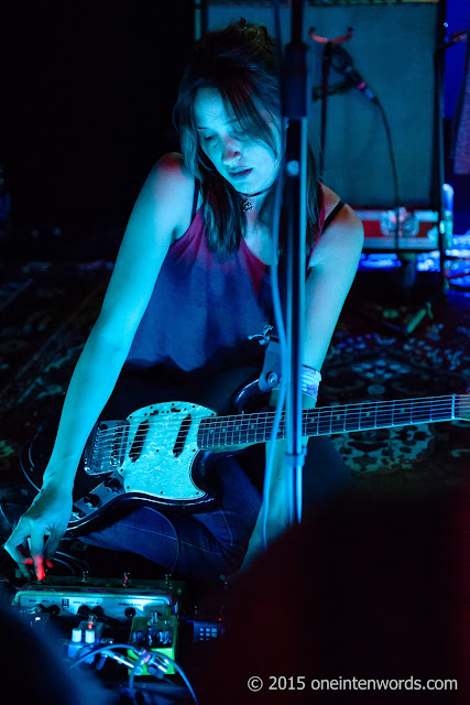 My favourite Concert Pictures of 2015 Warpaint at Adelaide Hall for NXNE Photo by John at One In Ten Words oneintenwords.com toronto indie alternative music blog concert photography pictures