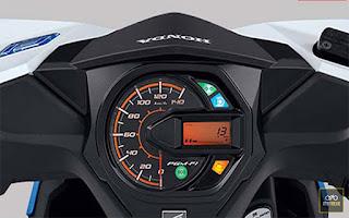 Speedometer Honda Beat More Friendly