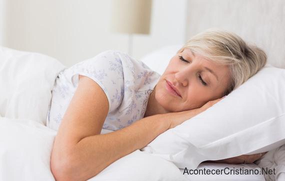 Dormir bien y mejor
