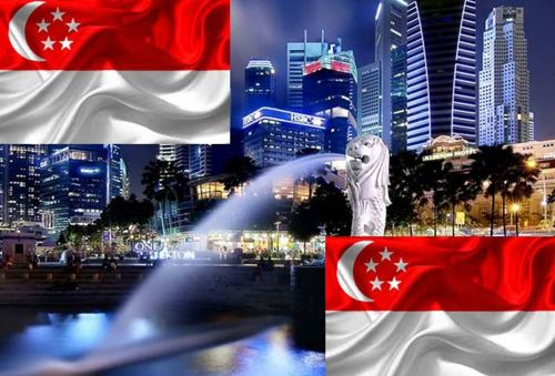 letak astronomis singapura