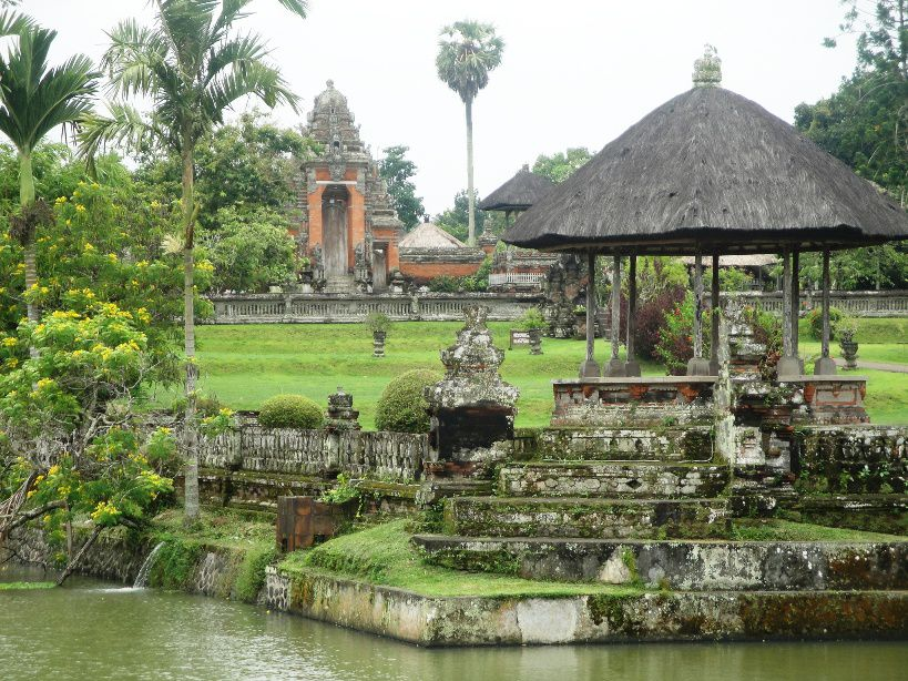 Taman Ayun Mengwi Royal Temple - Mengwi, Taman Ayun, Royal Temple, Water Garden, Water Palace, Bali, Holidays, Tours, Attractions