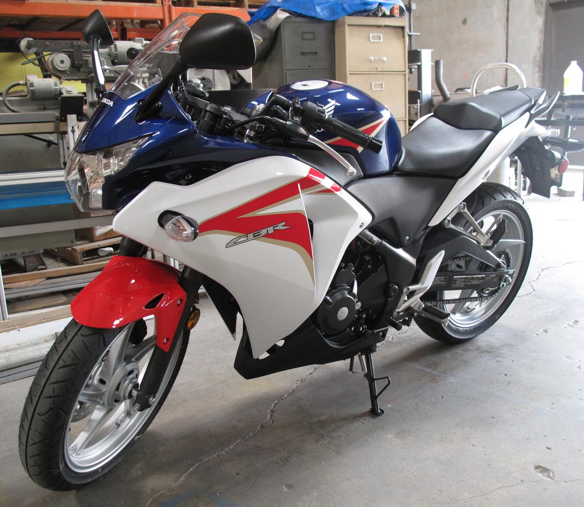 Honda CBR 250R Latest Wallpapers