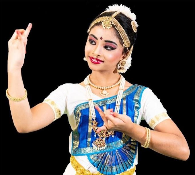 Bharatanatyam is a way of life for nine-year-old Sagarika Venkat