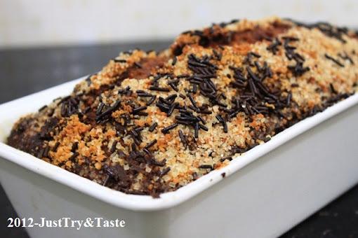 Resep Cake Pisang Kacang