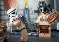 Star Wars, Femdom, Kink BDSM, cos play, Dart Vader, Sci Fi, dressing up, lego