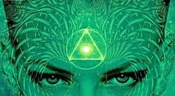 Το Τρίτο Μάτι ή έκτο τσάκρα μεταφέρει την ενέργεια της καθαρής όρασης και Διάκρισης.  Βρίσκεται στο κέντρο της κεφαλής μεταξύ των φυσικών μα...
