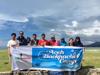 aceh backpacker camp to pulo raya