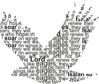 eagle typography