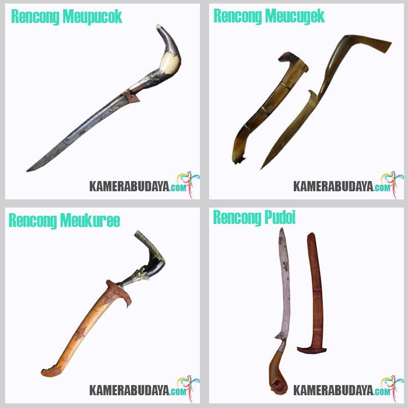 Apa Nama Senjata Tradisional Aceh