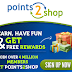 Points2Shop- Get Real Money and free Gifts for completing free offers