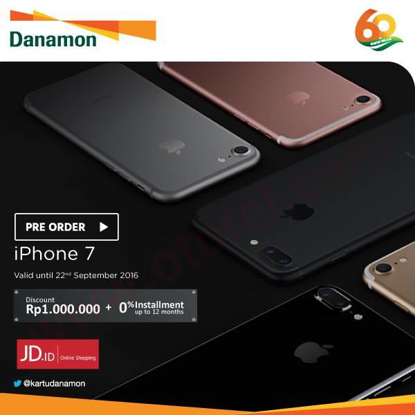 Promo Harga Iphone 7 Terbaru Diskon Rp 1 Juta Plus 0 Angsuran