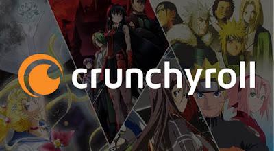 Contas Crunchyroll 2016