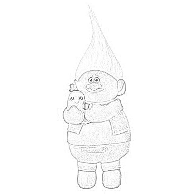 DreamWorks Trolls coloring pages coloring.filminspector.com