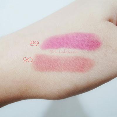 Purbasari Lipstick Color Matte 89 Review
