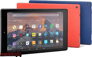 Amazon Fire HD 10 (2017) Full Specifications And Price