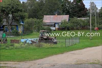 Деревня Клетище