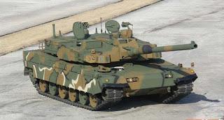 K2 Black Panther, Korea Selatan (Nilai Bersih $ 8,8 juta)