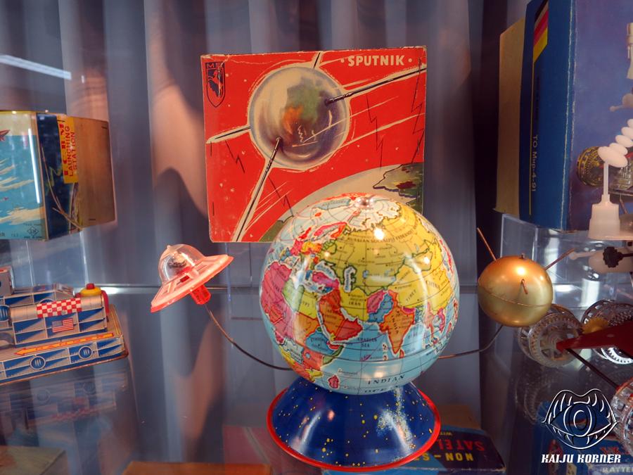 Kaiju Korner 1950s 1960s Sci Fi Tin Toys From Japan