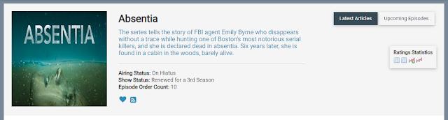 The SpoilerTV: banco de dados de episódios e classificações 2