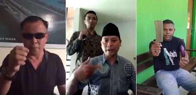 Selain TNI, Preman dan Pensiunan Tentara Juga Buru Ahoker