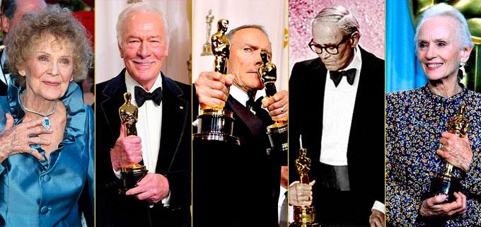 рекорды премии «Оскар»