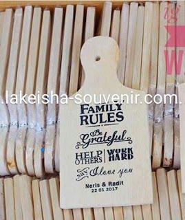 Souvenir Pernikahan Talenan Murah asli Jogjakarta