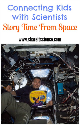 story time from space international space station
