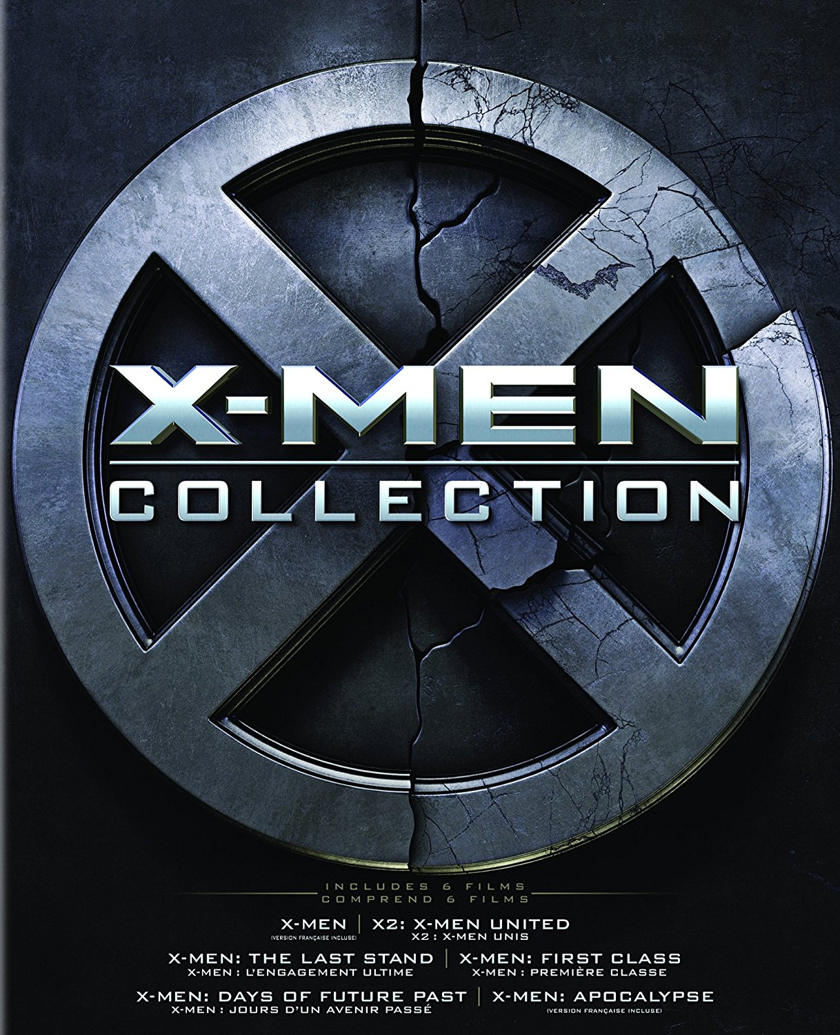 X-Men Collection (2000-2017) ταινιες online seires oipeirates greek subs