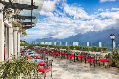 Sapa Silk Path Resort & Spa- FO