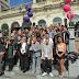[AO VIVO] Amesterdão vestiu-se com as cores da Eurovisão