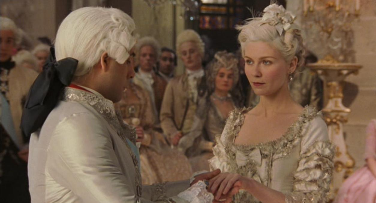 Review of marie antoinette the movie