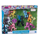 MLP Friends & Foe Fluttershy Brushable Pony