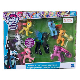 My Little Pony Friends & Foe Fluttershy Brushable Pony