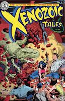 Xenozoic Tales Comic