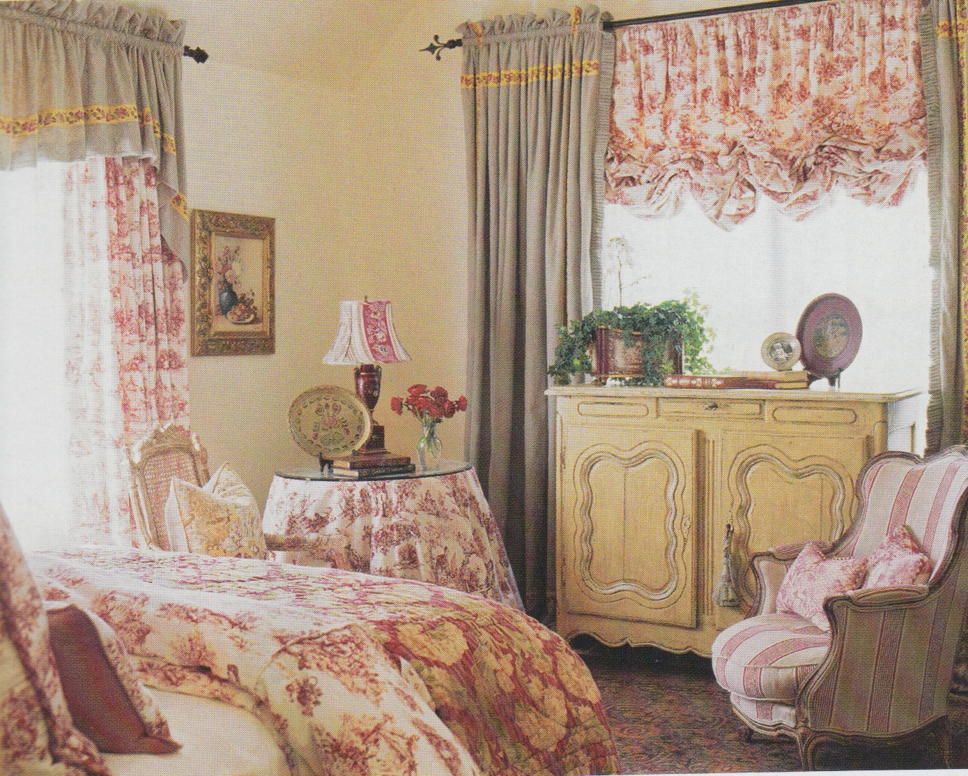 Hydrangea Hill Cottage: French Country