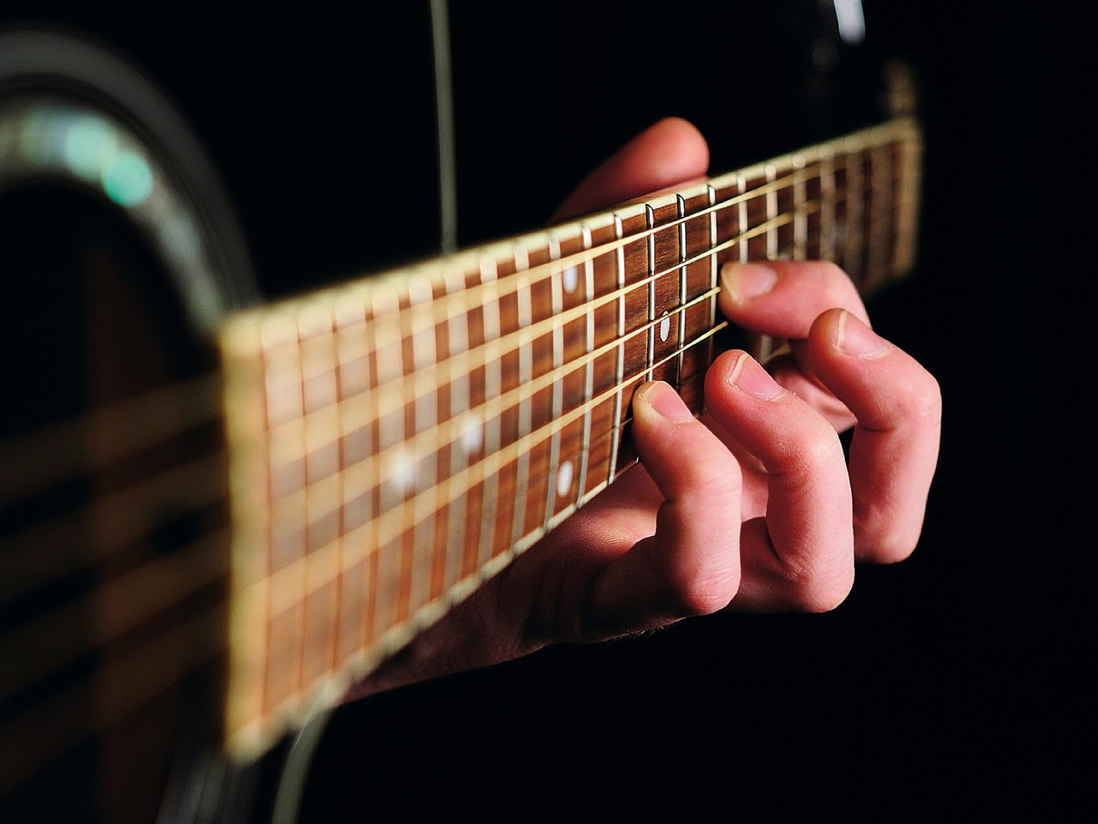 Top 10 Gorgeous Non-Open String Chords
