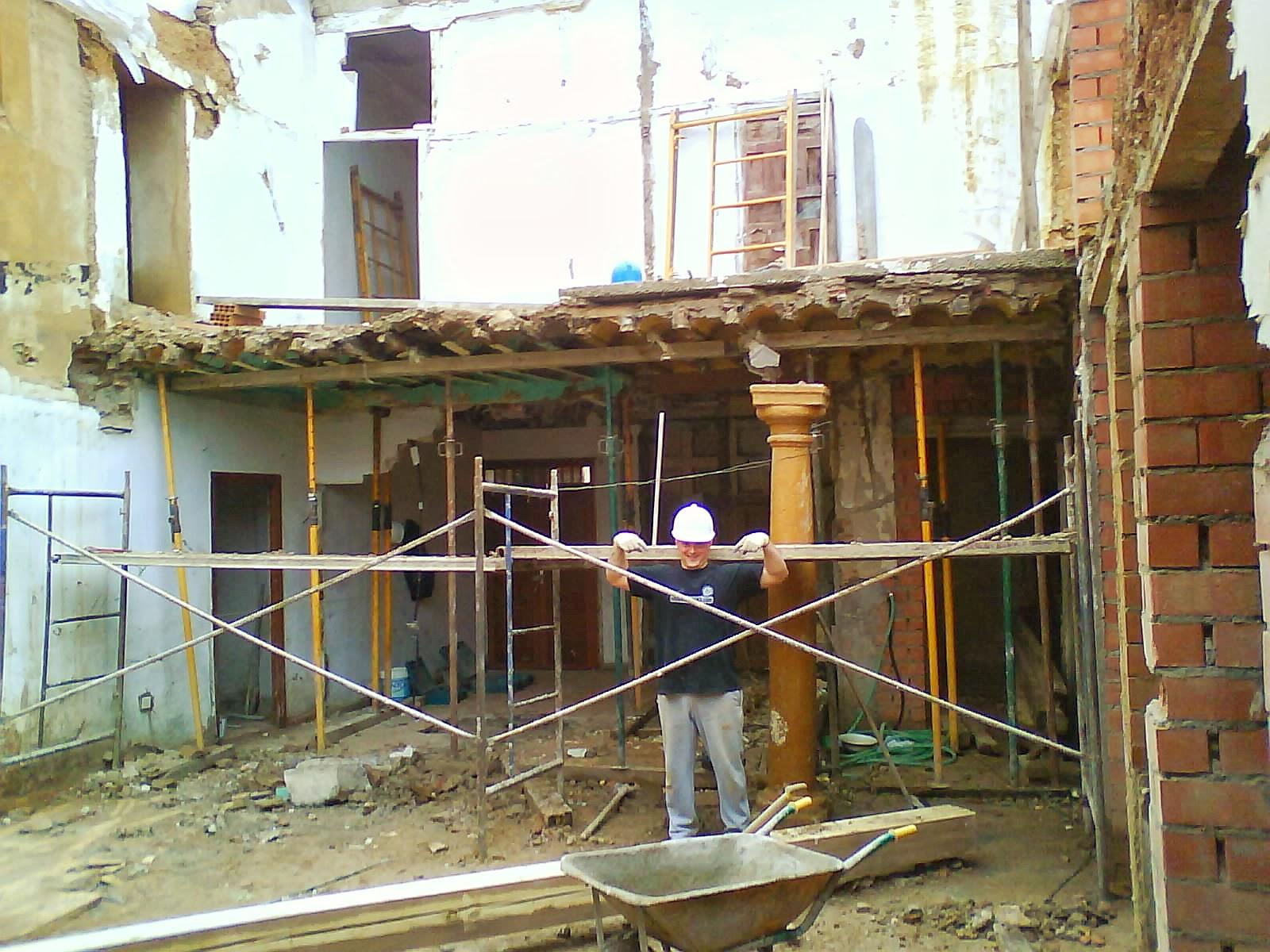 Carpinteria sevilla rehabilitaci n y restauraci n - Rehabilitacion de casas antiguas ...