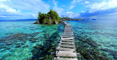 There are so many reason that makes you want to come to this place. In Indonesia, Tomini bay, is the largest bay.It is estimated about 6.000.000 hectare and have 90 island in it. Tomini bay also have a nickname by it local which is a heaven on earth.  In Tomini bay, there are several thing you should do, and those things are the reason that makes you never forget about this place. First is, Tomini bay is a place for many coral reef. The underwater organism is preserved as a national treasure. Second is, Tomini bay is also a place for many different aquatic biota, such as, coral reefs, fish, squid and any other. You can enjoy the view by diving in it. You will see a spectacular scenes underwater.