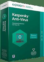Kaspersky Anti-Virus 2018 terbaru Oktober 2016, versi 17.0.0.611