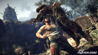 X-Men Origins: Wolverine (Xbox 360) 2009