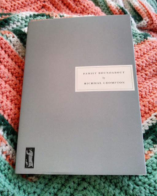 Persephone Books--Family Roundabout
